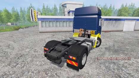 MAN F2000 19.414 [blue edition] für Farming Simulator 2015