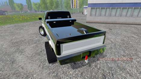 Ford F-250 XLT 1985 für Farming Simulator 2015