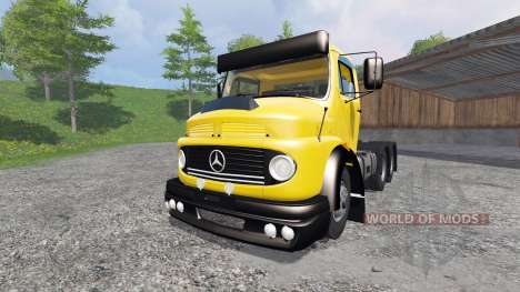 Mercedes-Benz 1114 für Farming Simulator 2015