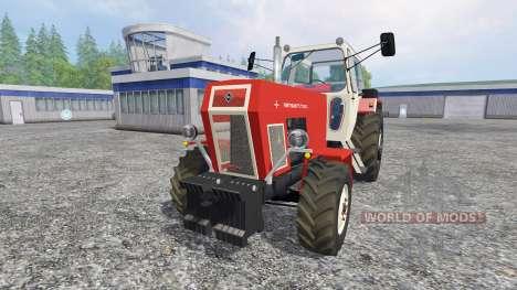 Fortschritt Zt 303C v2.2 für Farming Simulator 2015