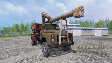 GAZ-53 AU-2UM pour Farming Simulator 2015