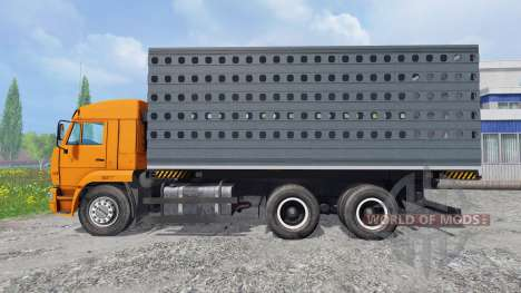 KamAZ-45143 [pack] pour Farming Simulator 2015