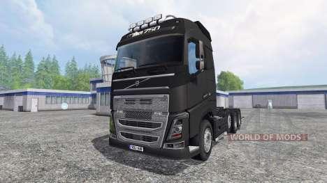 Volvo FH16 750 [frame] v1.2 für Farming Simulator 2015