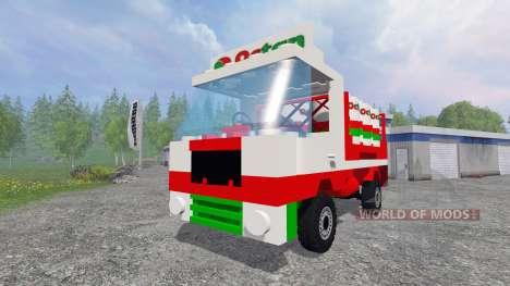 Lego Truck für Farming Simulator 2015