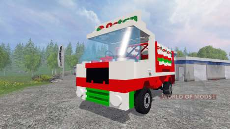 Lego Truck pour Farming Simulator 2015