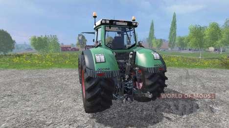 Fendt 1050 Vario [grip] v4.5 pour Farming Simulator 2015