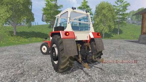 Fortschritt Zt 303C v2.3 für Farming Simulator 2015