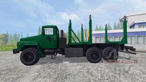 KrAZ-260 [Holz] für Farming Simulator 2015