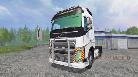 Volvo FH16 2012 v1.2 pour Farming Simulator 2015