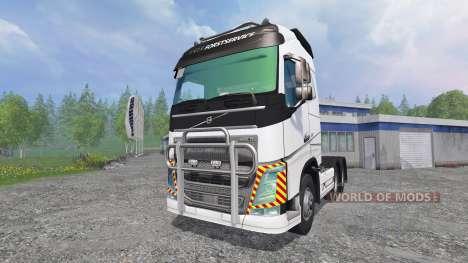 Volvo FH16 2012 v1.2 für Farming Simulator 2015
