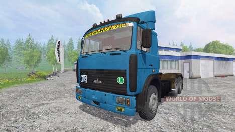 MAZ-642208 v2.0 pour Farming Simulator 2015