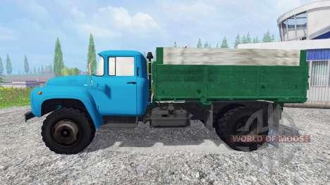 ZIL-130 [blau] für Farming Simulator 2015