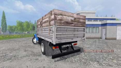 GAZ-35071 v1.0 pour Farming Simulator 2015