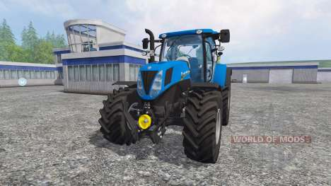 New Holland T7.170 v2.0 für Farming Simulator 2015