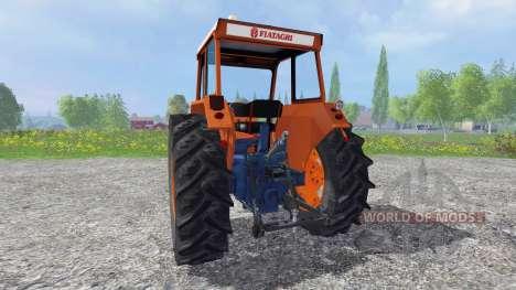 OM 850 V 1.1 pour Farming Simulator 2015