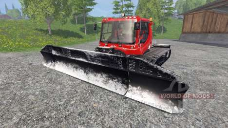 PistenBully 400 für Farming Simulator 2015