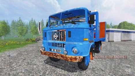 IFA W50 [tow truck] für Farming Simulator 2015
