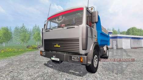 MAZ-5551 pour Farming Simulator 2015