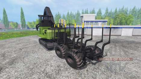 FDR pour Farming Simulator 2015
