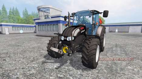 Steyr Multi 4115 [black] für Farming Simulator 2015