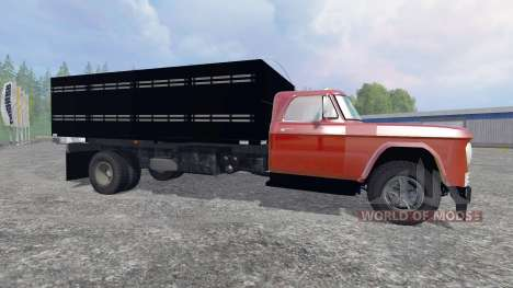 Dodge D700 [truck][final] für Farming Simulator 2015