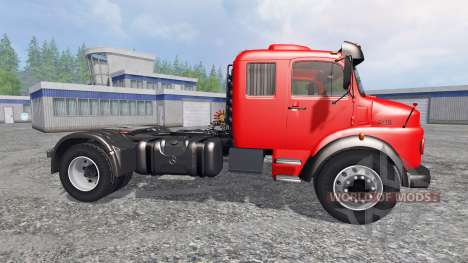 Mercedes-Benz 1519 v2.0 für Farming Simulator 2015