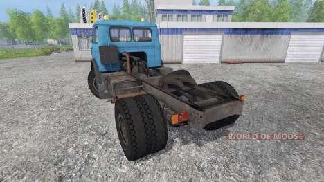 MAZ-500 v1.15 pour Farming Simulator 2015