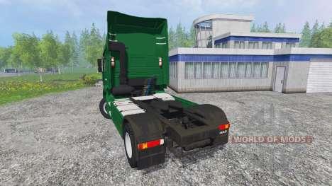 KamAZ-5460 pour Farming Simulator 2015