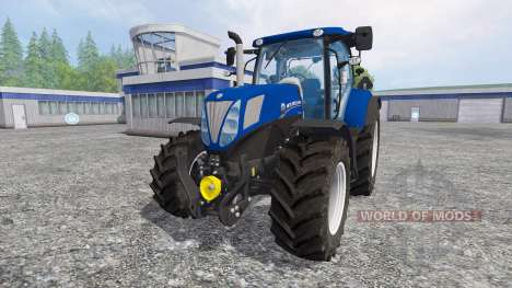 New Holland T7.170 [Blue Power] für Farming Simulator 2015