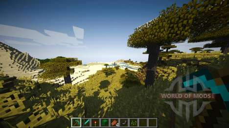 KUDA-Shaders v5.0.6 Lite für Minecraft
