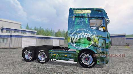 Scania R700 [perrier] für Farming Simulator 2015