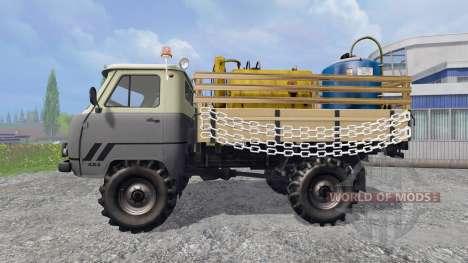 UAZ-3303 für Farming Simulator 2015