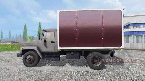 GAZ-3307 für Farming Simulator 2015