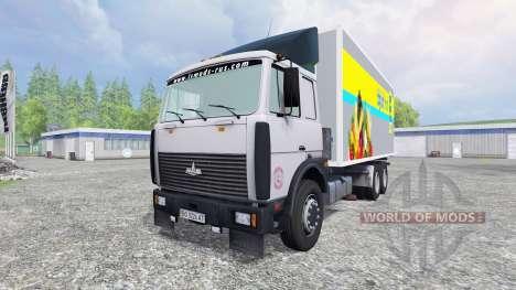 MAZ-6303 für Farming Simulator 2015
