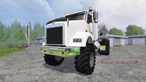 Kenworth T800 [spreader] pour Farming Simulator 2015