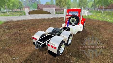 Peterbilt 384 v3.0 für Farming Simulator 2015