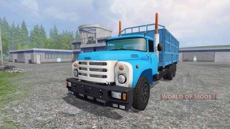 ZIL-133 GYA pour Farming Simulator 2015