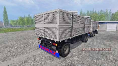 KamAZ-53212 [bande-annonce] pour Farming Simulator 2015