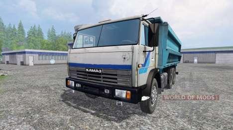 KamAZ-45143 v1.1 pour Farming Simulator 2015