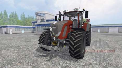 Fendt 936 Vario [red edition] pour Farming Simulator 2015