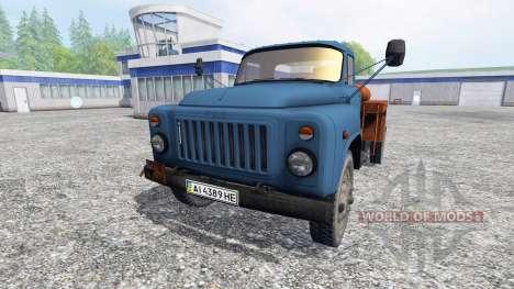 GAZ-53 [Brennstoff] v2.0 für Farming Simulator 2015