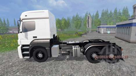 Mercedes-Benz Axor 2540 für Farming Simulator 2015