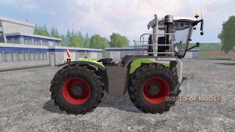 CLAAS Xerion 3800 SaddleTrac v4.0 für Farming Simulator 2015