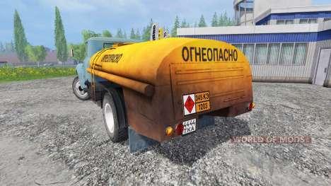 ZIL-130 [combustible] pour Farming Simulator 2015
