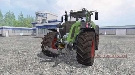 Fendt 927 Vario [washable] für Farming Simulator 2015