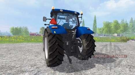 New Holland T7.170 [Blue Power] pour Farming Simulator 2015