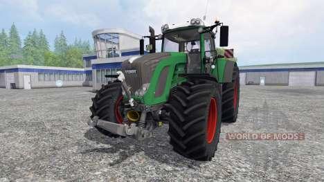 Fendt 936 Vario v2.2 pour Farming Simulator 2015