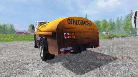 MAZ-500 v2.0 pour Farming Simulator 2015