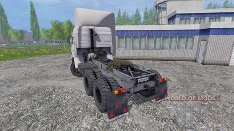 KamAZ 54115 v1.0 für Farming Simulator 2015