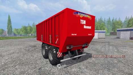 Demmler TSM 200 pour Farming Simulator 2015